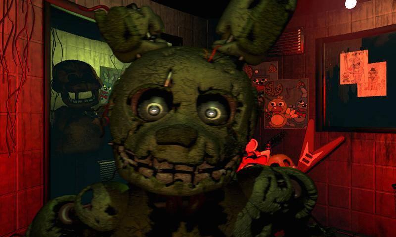玩具熊的五夜后宫3截图2