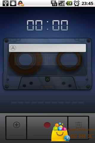 仿古录音机