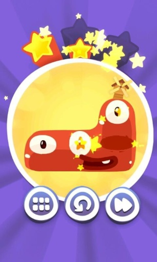 Pudding Monsters HD Puzzle截图4