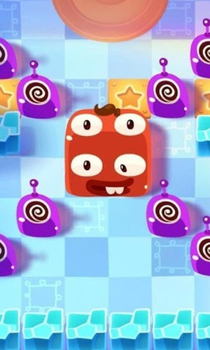 Pudding Monsters HD Puzzle截图7