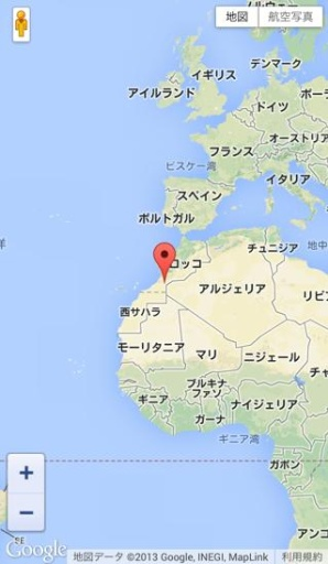 随机世界地图