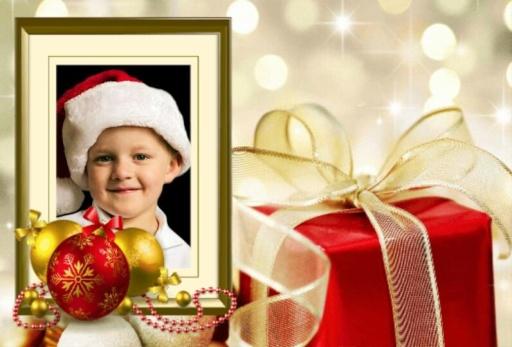 圣诞节相框v1.0_站外应用