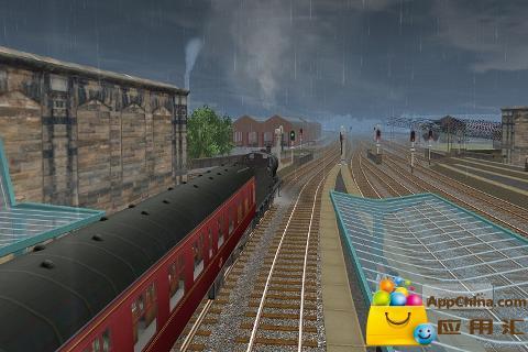 模拟火车截图3