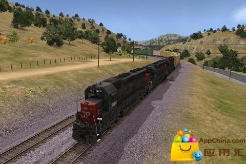 模拟火车截图4