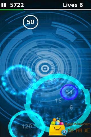 【免費益智App】爆炸泡泡圈-APP點子