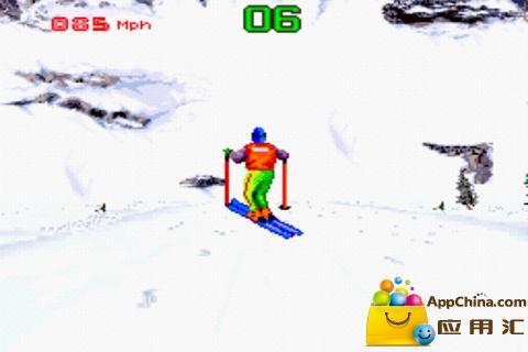 滑雪冠军赛截图1