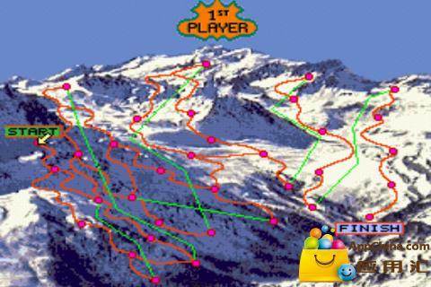 滑雪冠军赛截图3