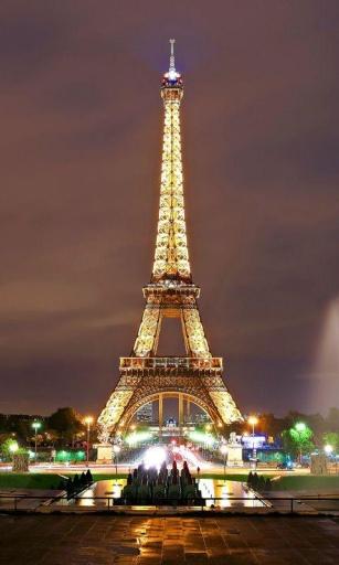 巴黎动态壁纸截图0