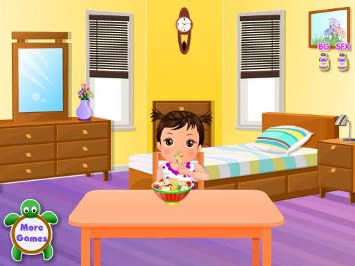 婴儿的医生女孩游戏截图0