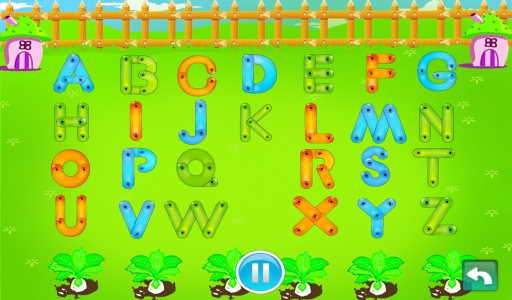 益智产品,本软件通过可爱的画面,让宝宝跟着软件的引导学习0--100内的数字。并且通过多种儿童游戏乐园,让孩子能从几个数字中找出指定的数字,能够通过英语数数,认识物品的个数,和数字连连看的大小关系,让宝宝慢慢养成爱计算的思维方式。促进宝宝智力的成长。 1.动物园式选择关卡:有很多东西在玩哦,根据动物的声音识动物 2.