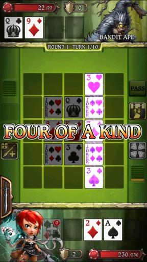 剑与扑克:大冒险