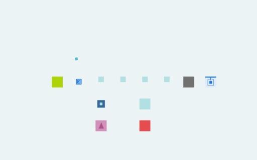 蓝色盒子截图0