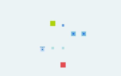 蓝色盒子截图1