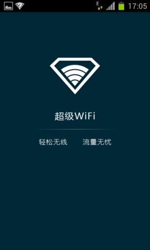 超級WiFi
