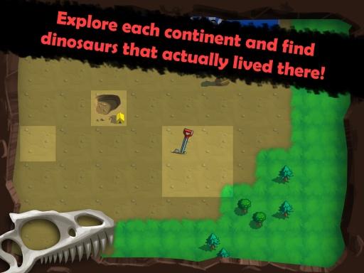 挖挖恐龙化石截图1