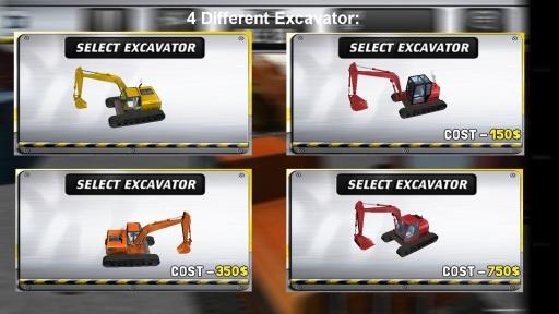 挖掘机模拟器躁狂症