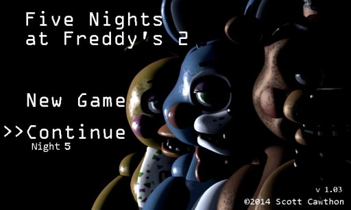 Five Nights at Freddy's 2 Demo截图0