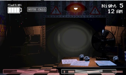 Five Nights at Freddy's 2 Demo截图2