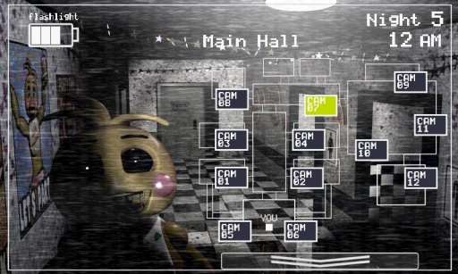 Five Nights at Freddy's 2 Demo截图3