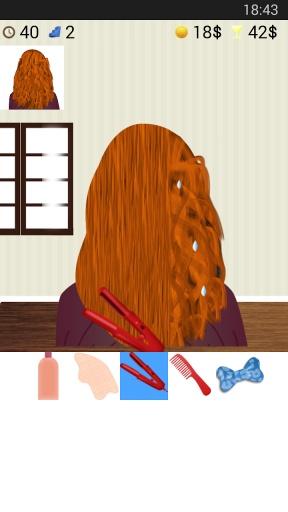 理发店游戏截图0