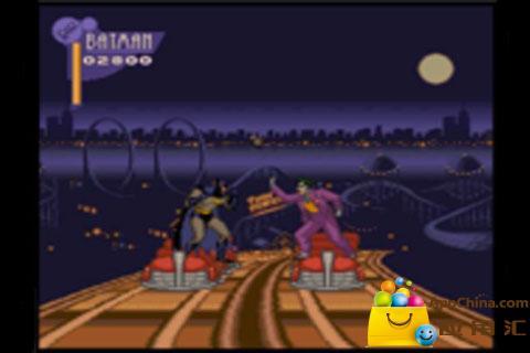 蝙蝠侠与罗宾的冒险是1994年