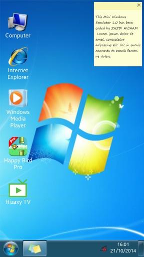 Windows 7模拟器