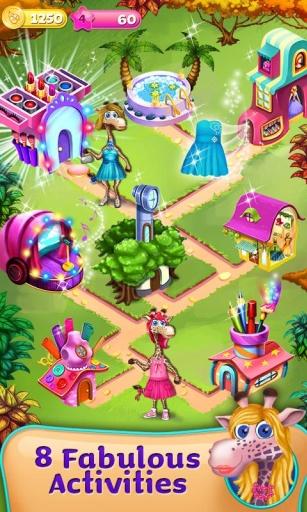 Giraffe Care - Rainbow Resort截图1