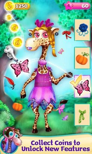 Giraffe Care - Rainbow Resort截图2