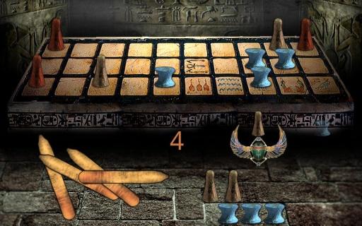 埃及赛尼特棋 (古埃及游戏)- 神秘的来世之旅截图4