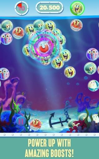 海绵宝宝泡泡派对截图4