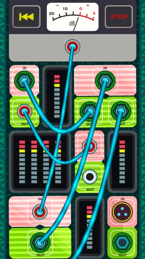 仪器连接截图2