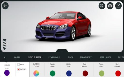 3D精致车模截图2