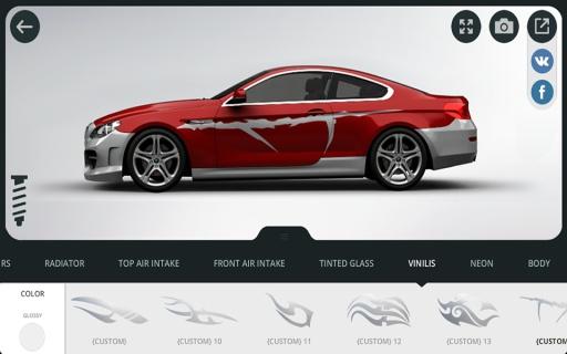3D精致车模截图3