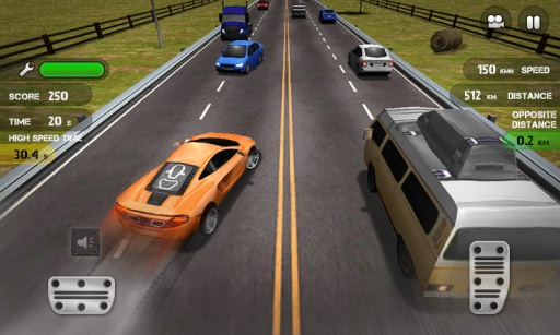 交通比赛截图1