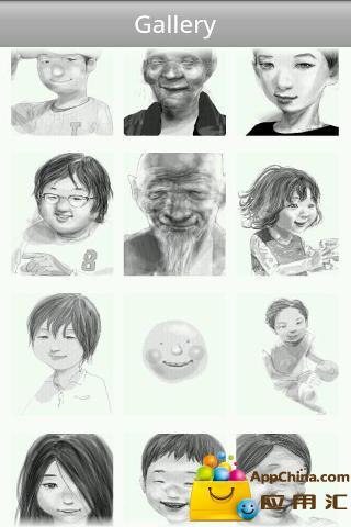 井上雄彦Smile插画集截图3