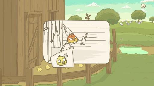 两只小鸡逃生记截图2