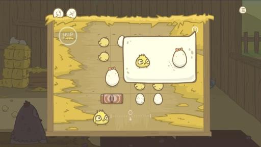 两只小鸡逃生记截图3