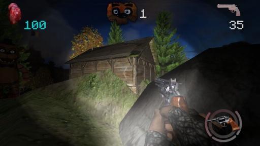 玩具熊与无面人截图4