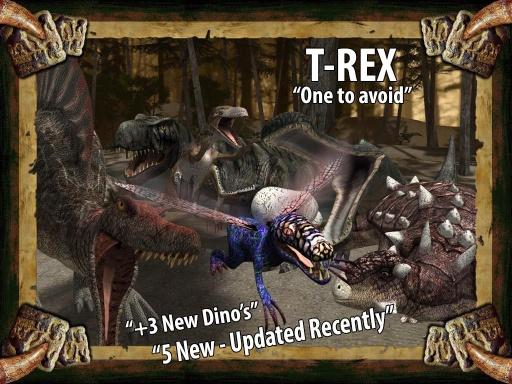恐龙远征截图1