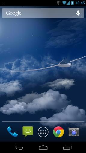 云端翱翔3D动态桌面截图1
