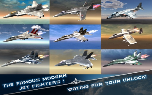 现代空战3D截图4