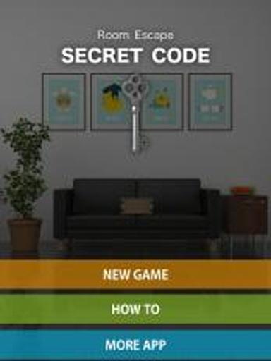 密室逃脱:秘密代码