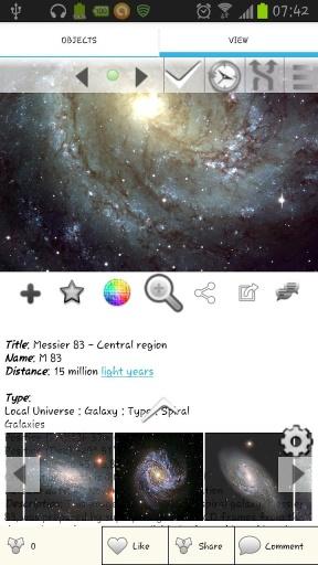 天文学与空间探索截图2