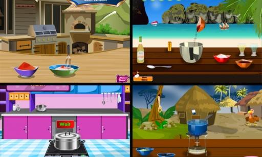 烹饪厨师 - 食谱截图2