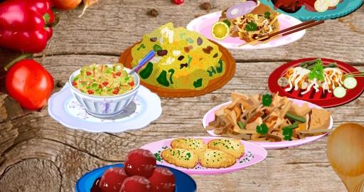 烹饪厨师 - 食谱截图4
