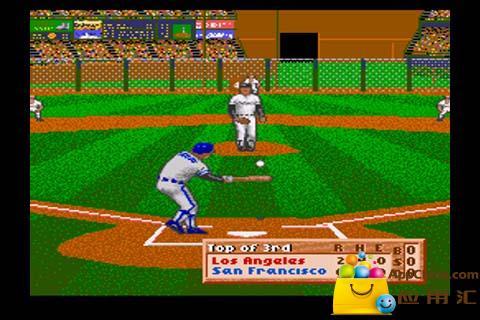 燃烧野球3