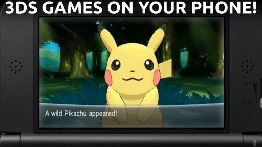 3DS emulator截图0