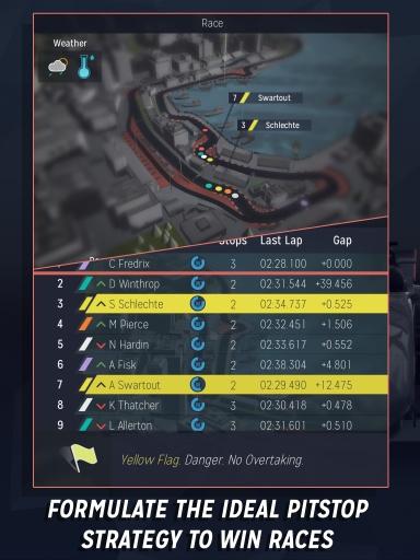 赛车经理截图2