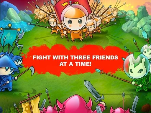 蘑菇战争:太空大战!截图1