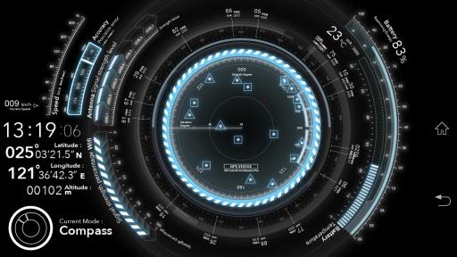 贾维斯GPS监视截图0
